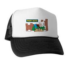 Snuffy Sleeping Trucker Hat
