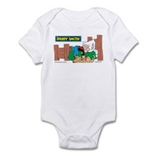 Snuffy Sleeping Infant Bodysuit