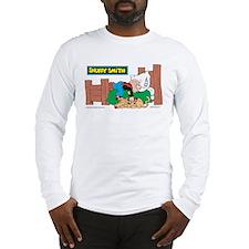 Snuffy Sleeping Long Sleeve T-Shirt