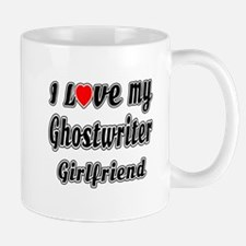 I Love My Ghostwriter Girlfriend Mug