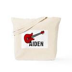 Guitar - Aiden Tote Bag