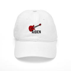 Guitar - Aiden Baseball Cap