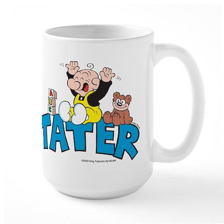 Tater Large Mug
