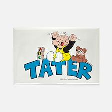 Tater Rectangle Magnet