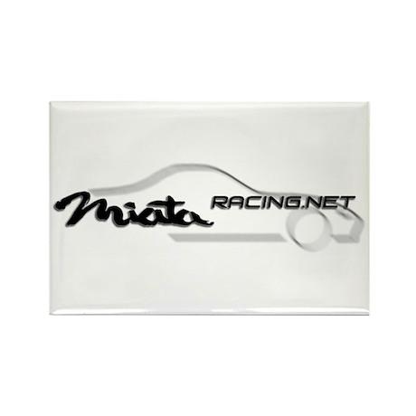 Miataracing.net Rectangle Magnet (100 pack)