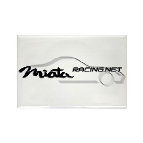 Miataracing.net Rectangle Magnet (10 pack)