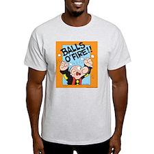Balls O'Fire! Light T-Shirt