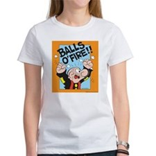 Balls O'Fire! Women's T-Shirt