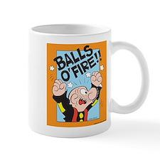 Balls O'Fire! Small Mug
