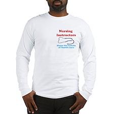Nursing Instructors Long Sleeve T-Shirt