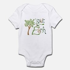 Love the Earth Infant Bodysuit