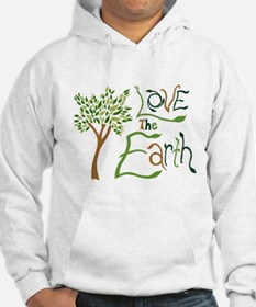 Love the Earth Jumper Hoody