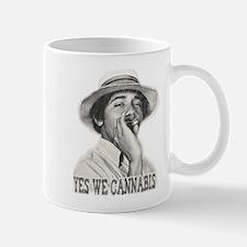 Yes We Cannabis Mug