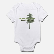 Be Kind to the Earth Infant Bodysuit