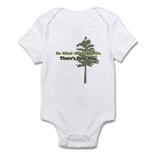 Be Kind to the Earth Onesie