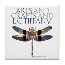 Tiffany Tile Coaster