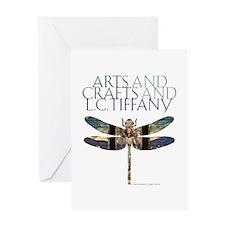 Tiffany Greeting Card