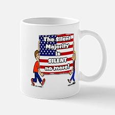 Silent Majority Mug