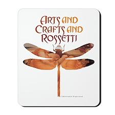 Rossetti Sleeper Mousepad
