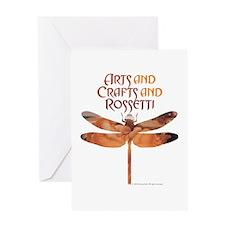 Rossetti Sleeper Greeting Card
