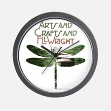 Wright Wall Clock