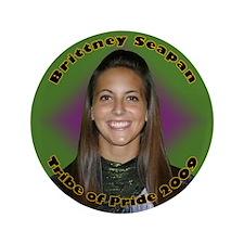"Brittney Seapan 3.5"" Button"