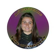 """Ari Batistatos 3.5"""" Button"""