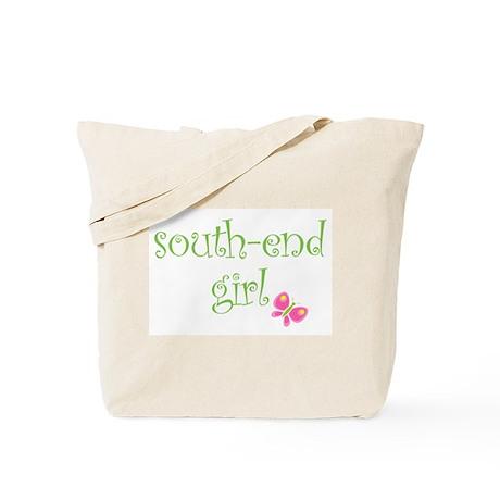 South-End Girl Tote Bag