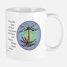 BRIGHT DRAGONFLY SPIRIT Mug