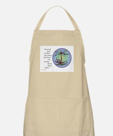 BRIGHT DRAGONFLY SPIRIT Apron