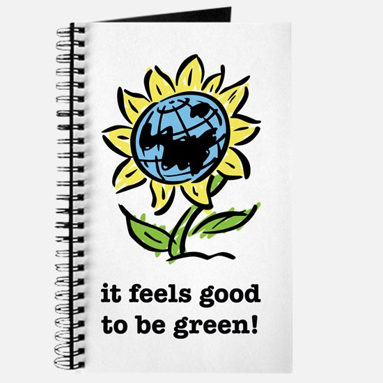 Good to be Green Journal