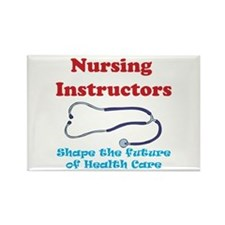 Nursing Instructors Rectangle Magnet