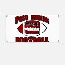 PASO FOOTBALL (#34 garcia) Banner
