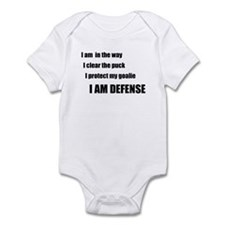 Defense Infant Bodysuit