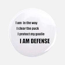 """Defense 3.5"""" Button"""