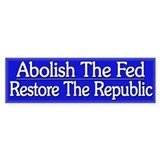 End the fed Single