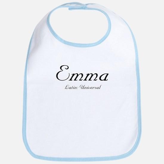 Emma Meaning Bib