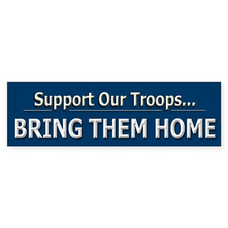 Support Troops - Sticker
