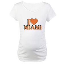 I love Miami (dolphins) Shirt