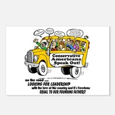 Conservatives Speak Out Postcards (Package of 8)