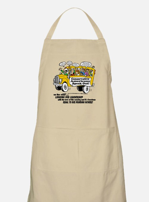Conservatives Speak Out BBQ Apron