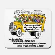 Conservatives Speak Out Mousepad