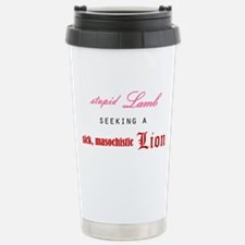 Unique Twilight sayings Travel Mug
