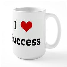 I Love Success Mug