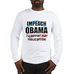 The Public Option Long Sleeve T-Shirt