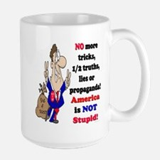 No More Tricks Mug