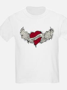 Heart Senegal T-Shirt