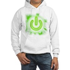 Power Icon Symbol Man/Woman Hoodie