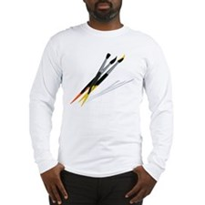 brushes Long Sleeve T-Shirt