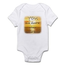 Unique Wishes do come true Infant Bodysuit